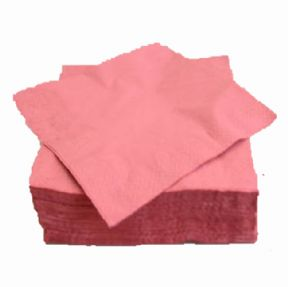 100 x 2 Ply NAPKINS BURGUNDY SERVIETTES
